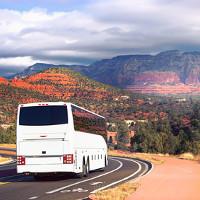 Flüge USA - Mit dem Bus das Land bereisen