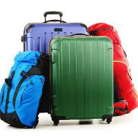 Flüge USA - Gepäck und Koffer