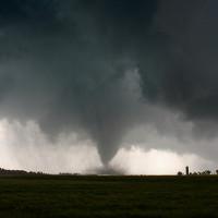 Flüge USA - Tornado